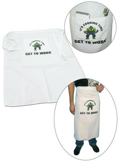 Avental de cintura Personalizado