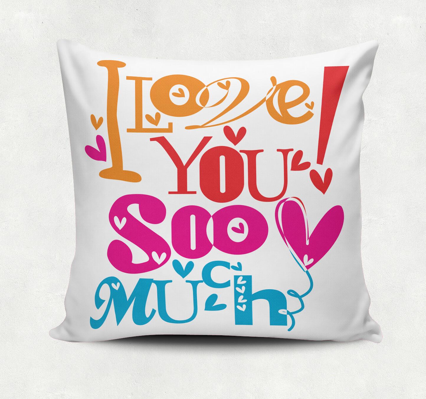 Almofada Love you