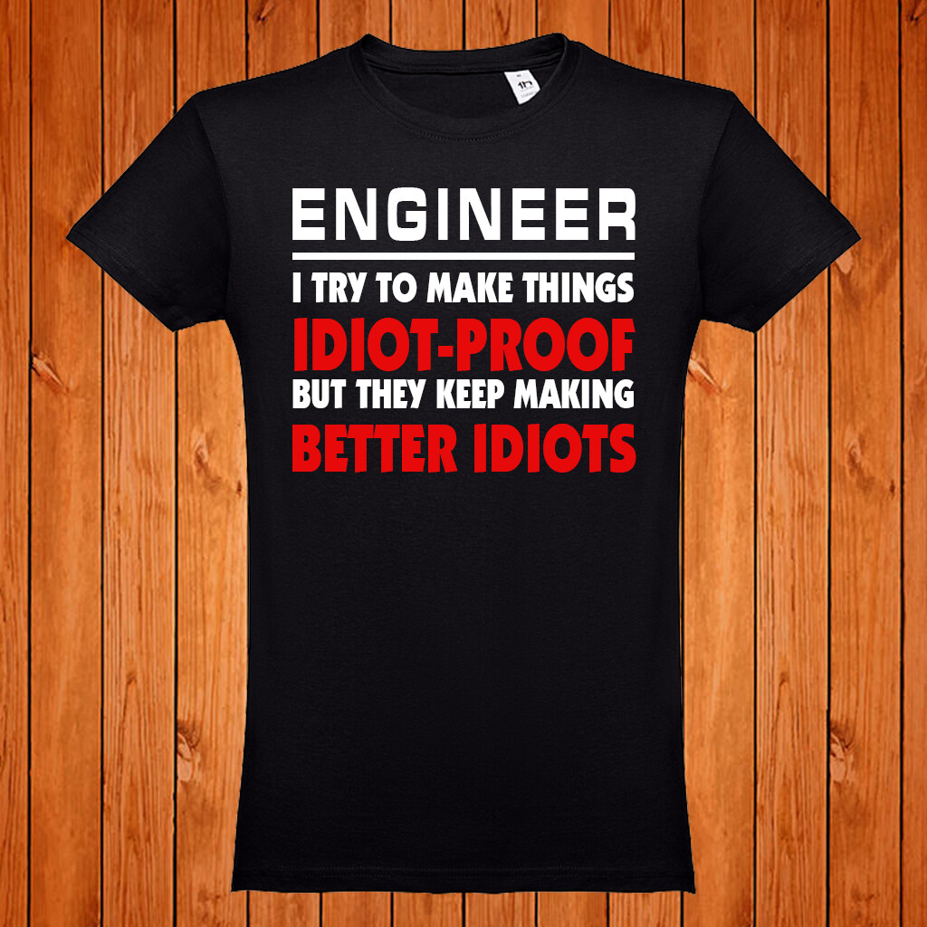 "T-Shirt ""Engineer"""