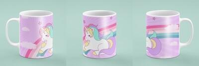 Caneca Unicorn
