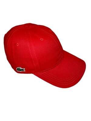 Lacoste Cap Rot