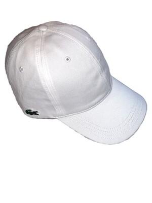 Lacoste Cap Weiß