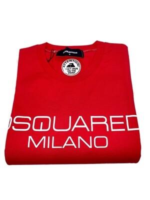 Dsquared2 T-Shirt Rot