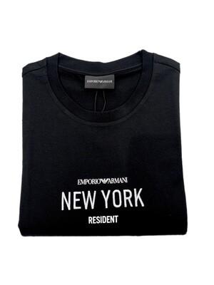 T-Shirt Armani Schwarz