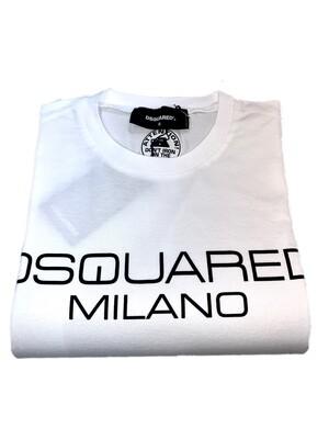 Dsquared2 T-Shirt Weiß