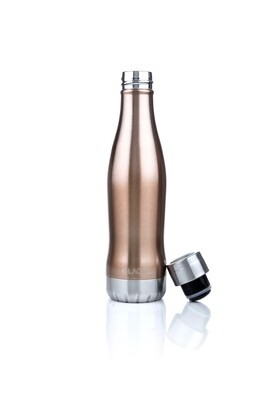 Water Bottle Rosé Gold GLACIAL