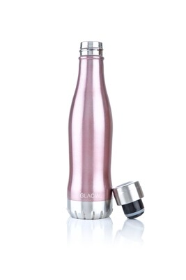 Water Bottle Pink Diamond GLACIAL