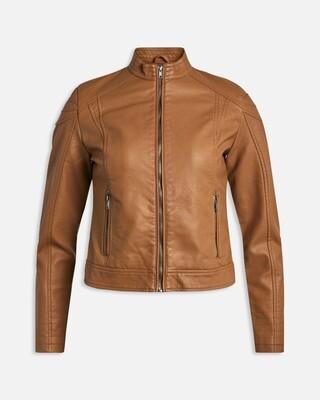 Eco-leather Jacket DAILY