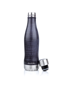 Water Bottle Wild Crocodile GLACIAL