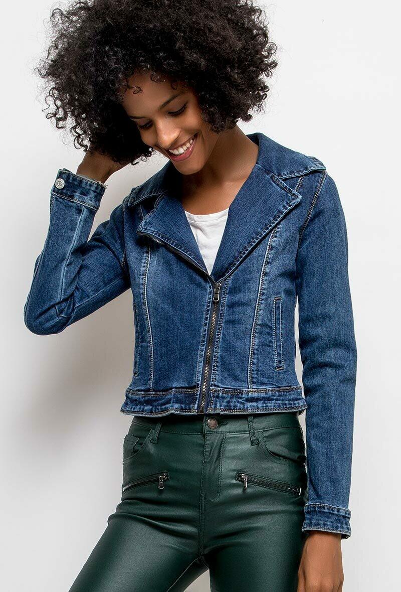 Jeansvestje perfecto