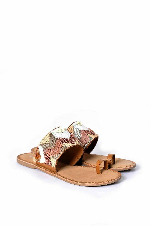 Sunny sandals