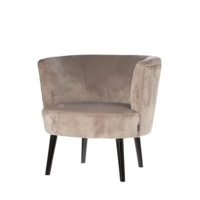 Chelsea chair dark grey 81 cm