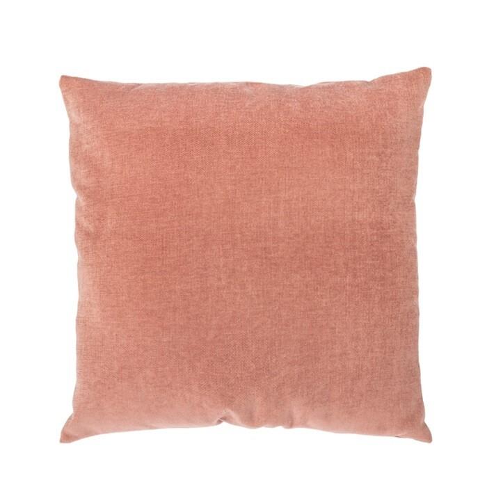 Cushion Ivy 50x50 cm old rose