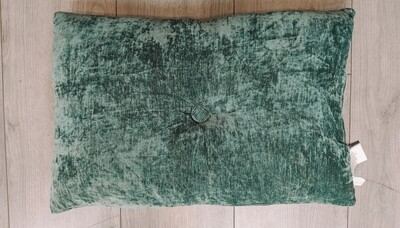 Cushion Ivy 60x40 cm frosted green