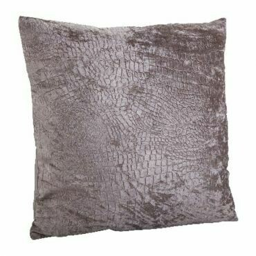 Cushion Croco