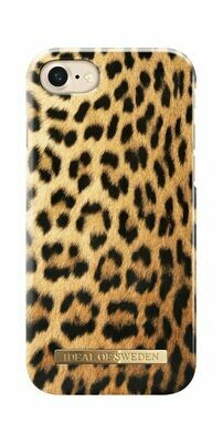 Wild Leopard Fashion Case