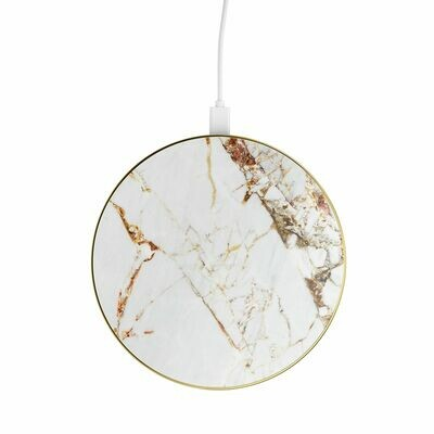 Carrara Gold Qi Charger Universal