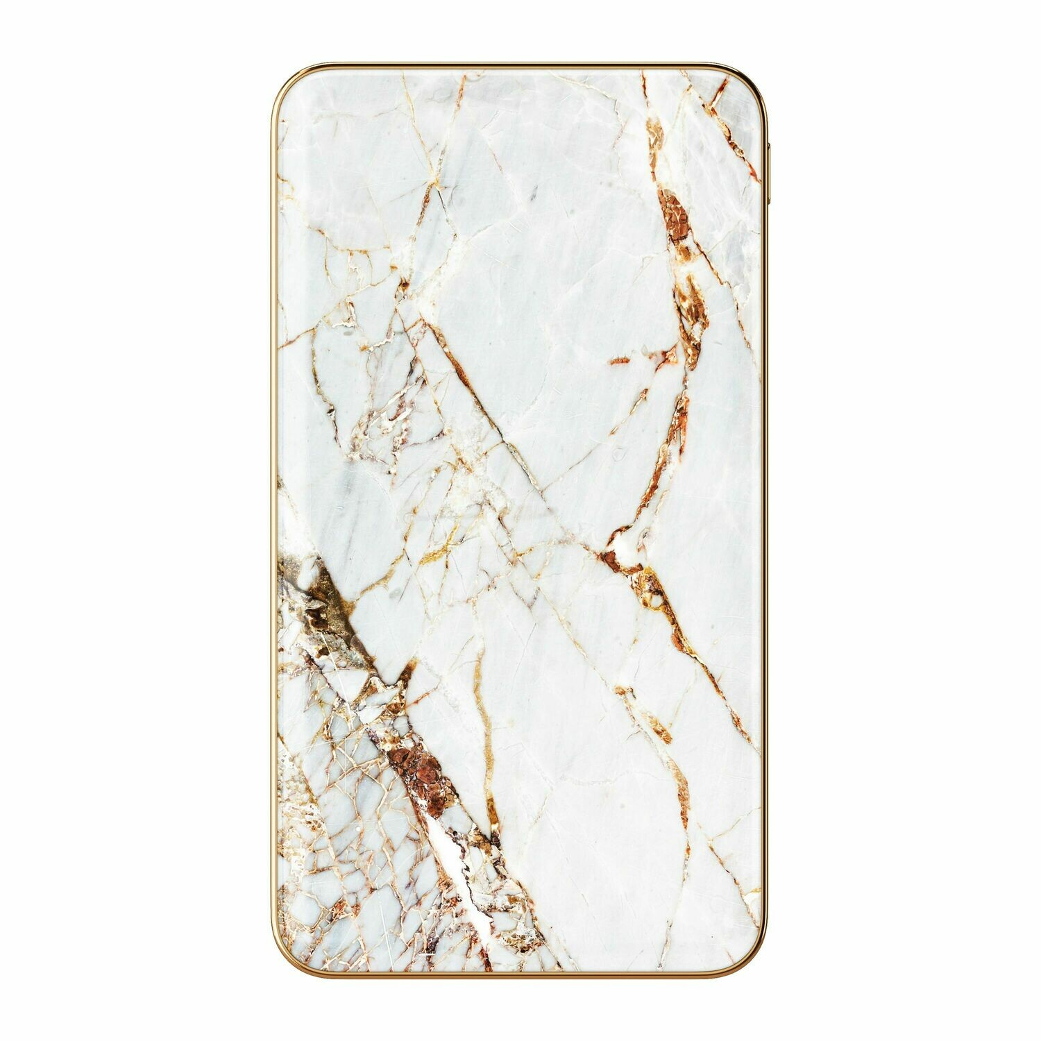 Carrara Gold Fashion Power Bank Universal