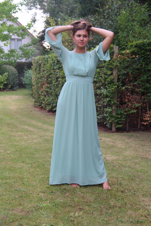 Party dress NENA-DR