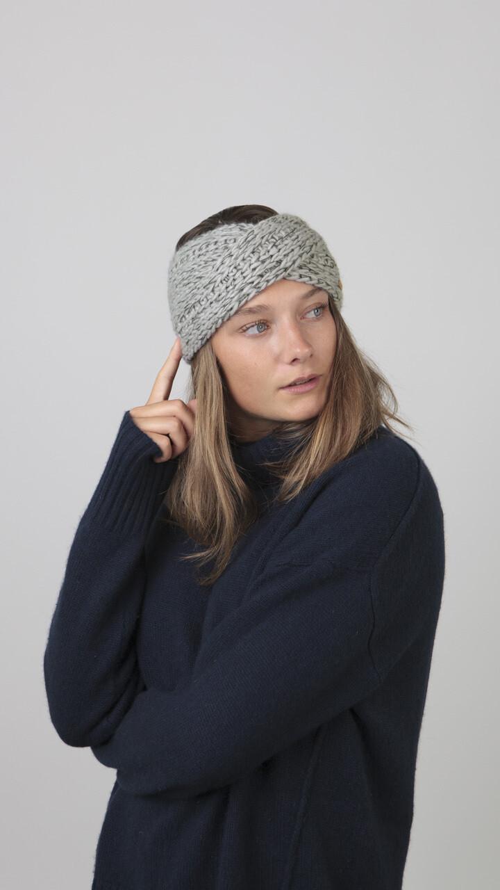 Grey Jasmin Headband