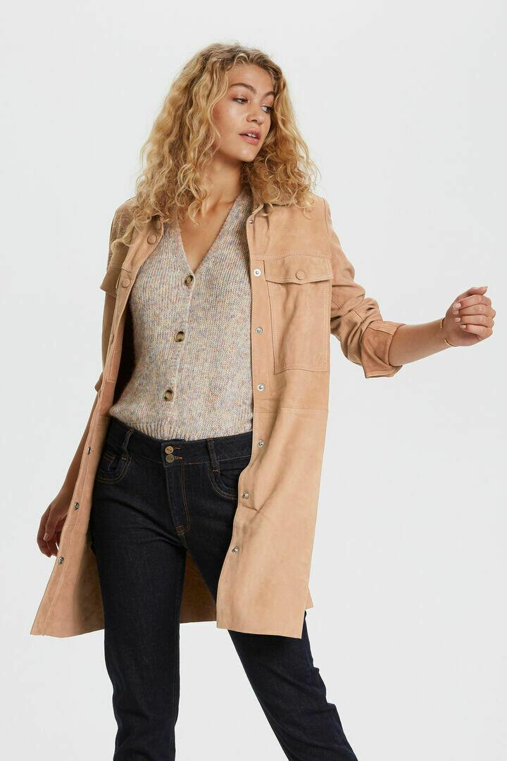 DHFie Suède Jacket