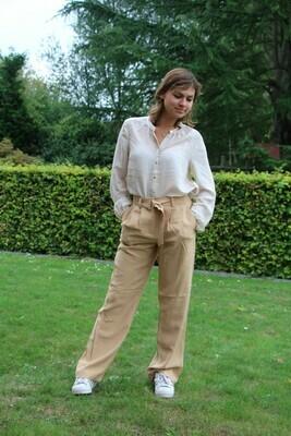 Pantalon CapellaSZ beige