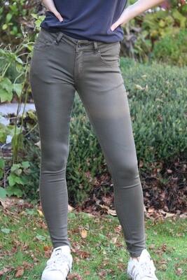 Kaki jeans