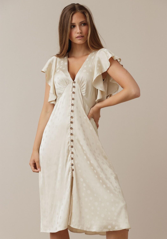 Bibz dot dress