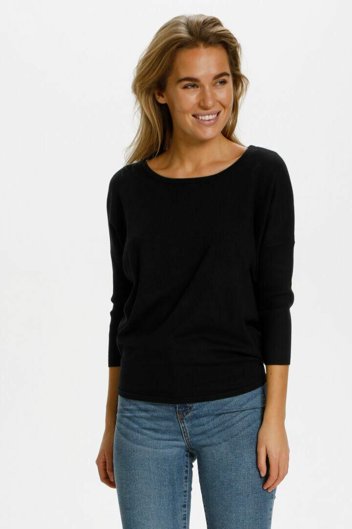 MilaSZ R-Neck Pullover