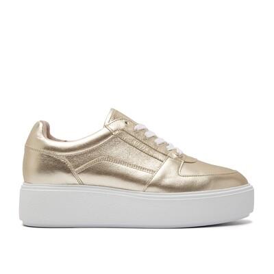 Nubikk Sneakers Elise Bloom Gold Metallic