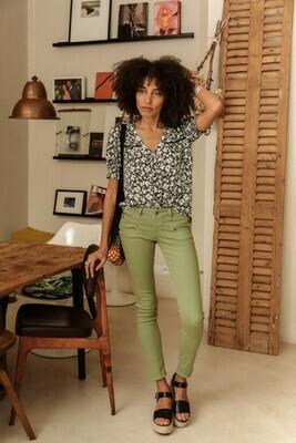 Alexa Slim Magic Color - Turf Green