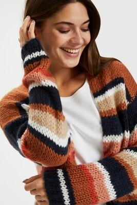 KAmerla Knitted Cardigan