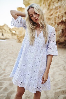 Dress broderie anglaise