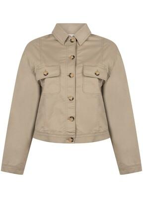 Jacket Twill Oversized