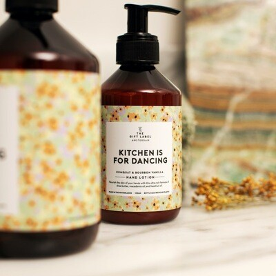 Hand lotion ultra rich - Kitchen is for dancing - 250 ml