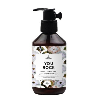 Hand lotion ultra rich - You rock - 250 ml