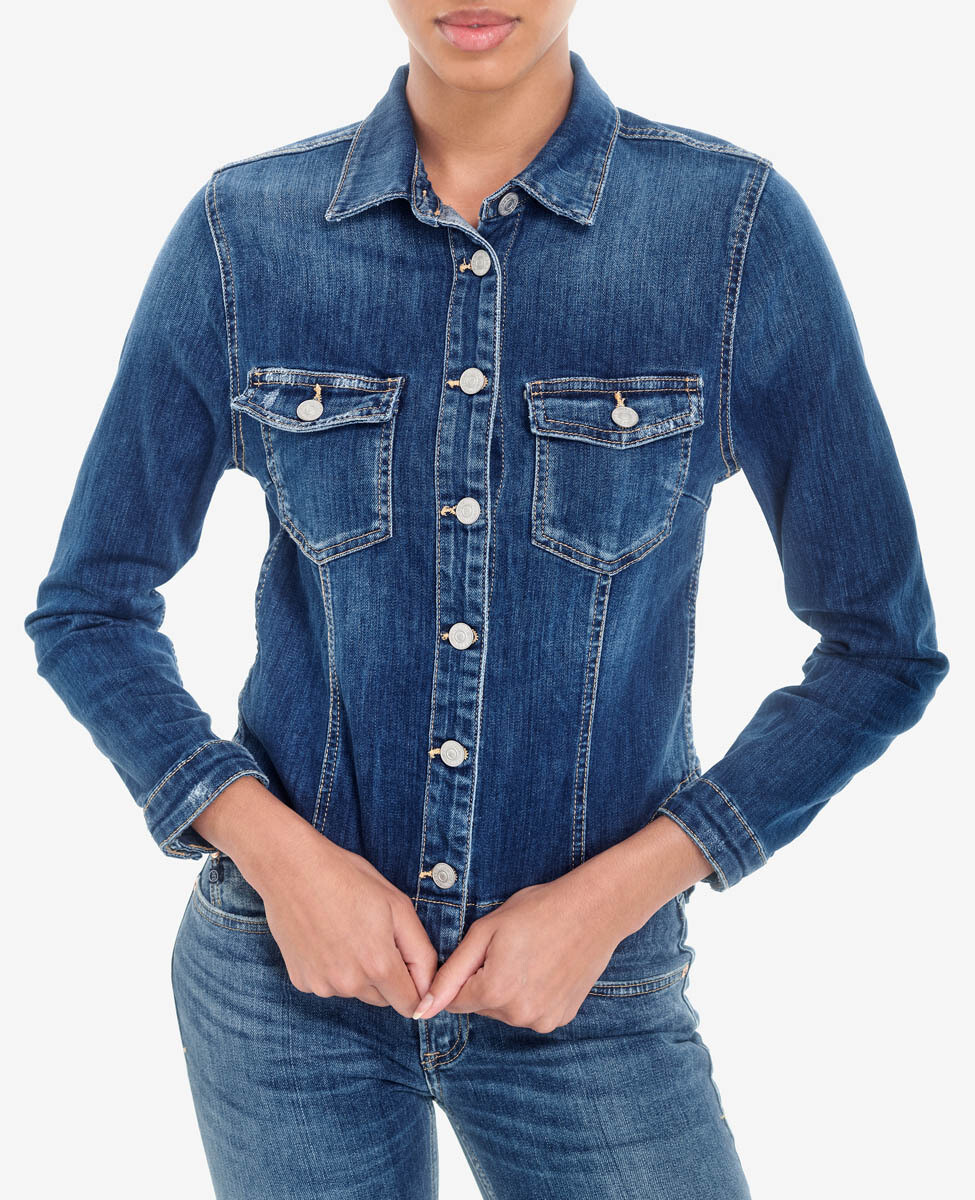 Lilly Jeans Jacket
