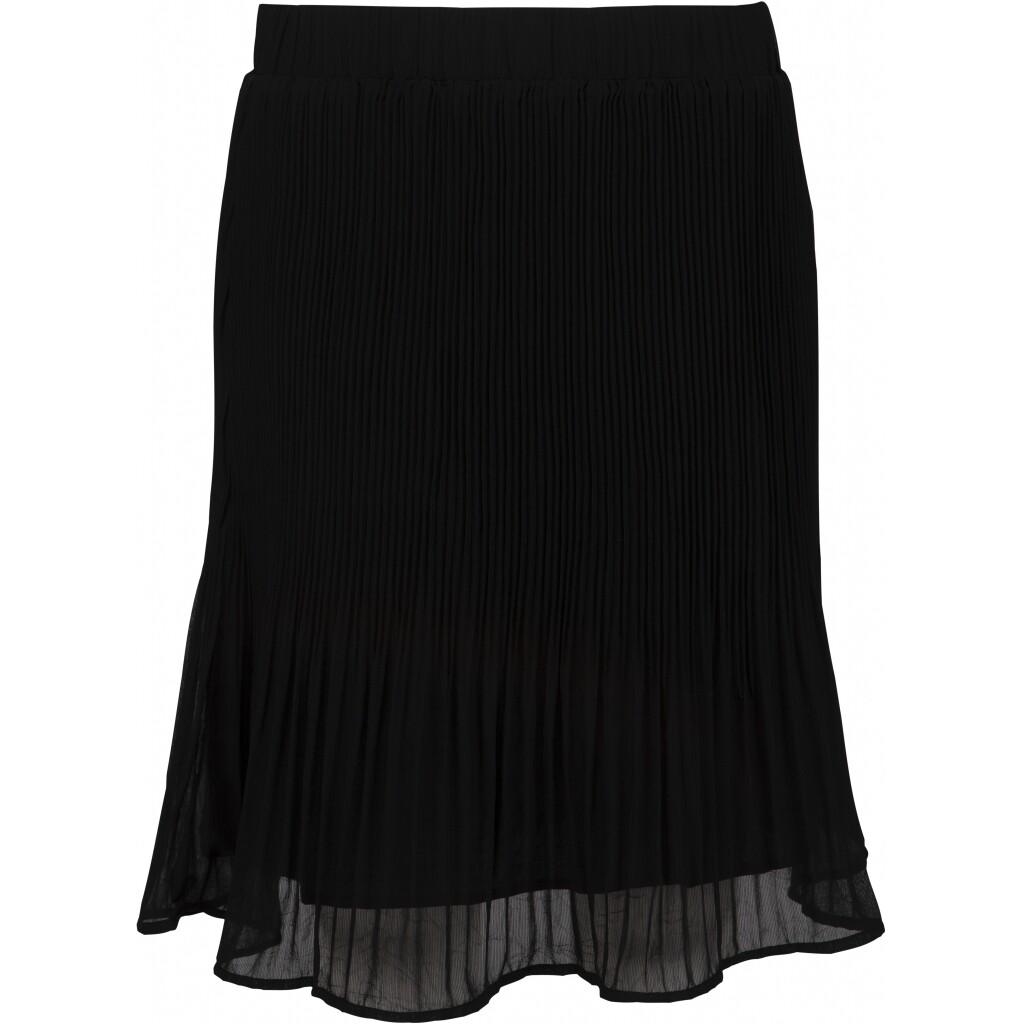 Rikka short skirt - Black