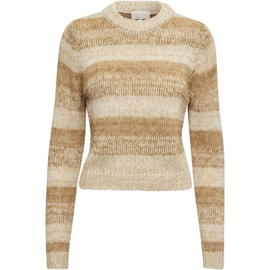 Silvia knit pullover