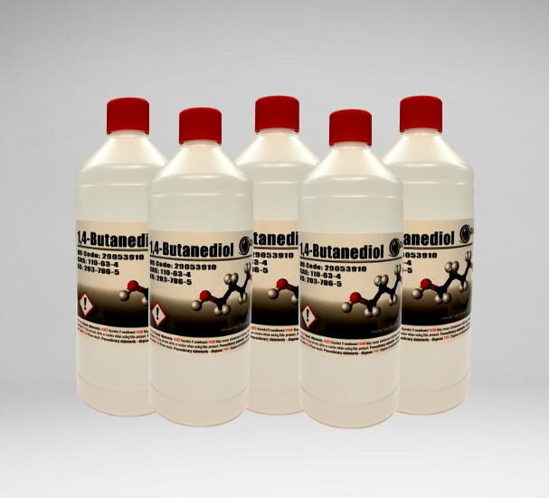 1.4 butanediol (BDO) 5x1000ml