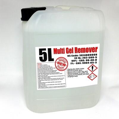 Multi Gel Remover® 5000ml (GEL FORM)