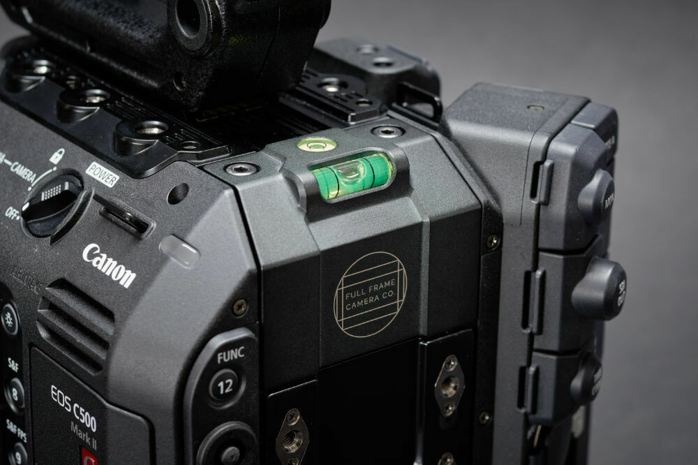Axis - Dual Bubble for Canon C300 MkIII/C500 MkII