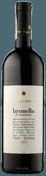 POGGIO ANTICO  BRUNELLO DI MONTALCINO DOCG 2012