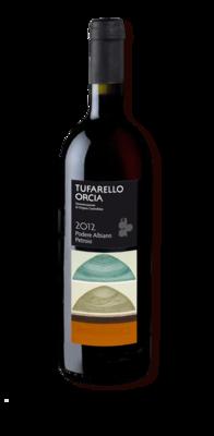 PODERE ALBIANO TUFARELLO ORCIA DOC 2012