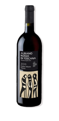 PODERE ALBIANO ALBIANO IGT ROSSO DI TOSCANA 2015
