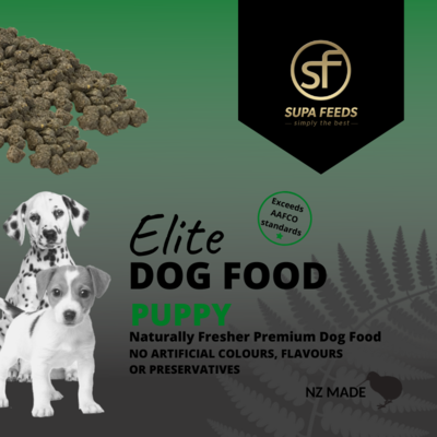 Elite Dog Food - Puppy