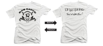 Rob Sauce T-Shirt (Medium)