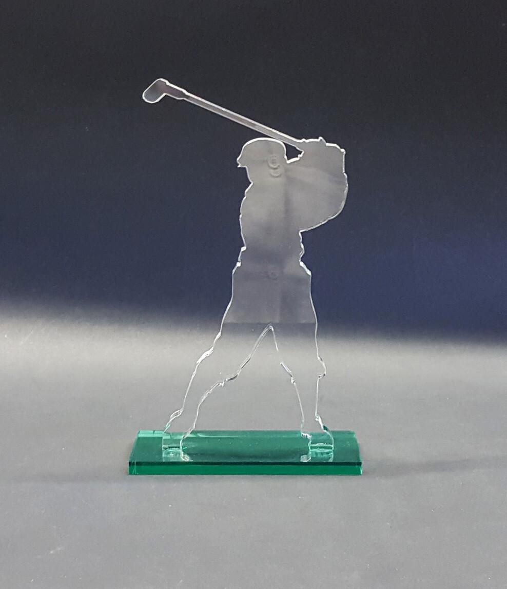 Trofeo per golf
