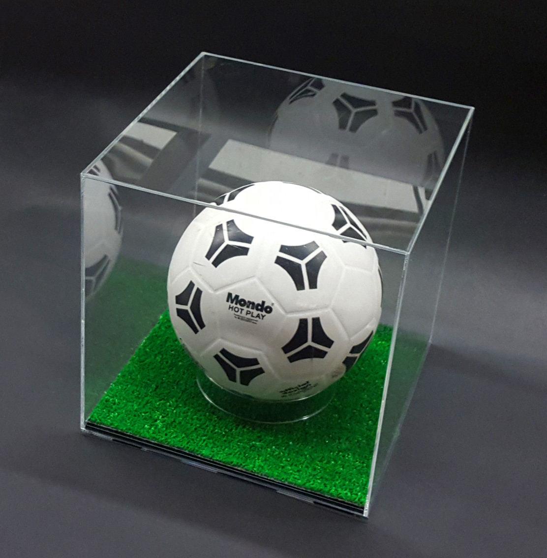 TECA - vetrina per pallone da calcio