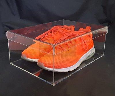 Scatola da scarpe in PLEXIGLASS trasparente ESCLUSIVA!